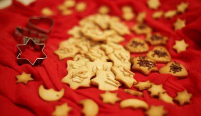 Weihnachtskekse mit Hirter Bier Kekse