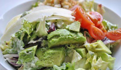 Salat Cesar Style